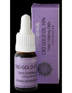 CDB Gold Oil LIGHT 10%